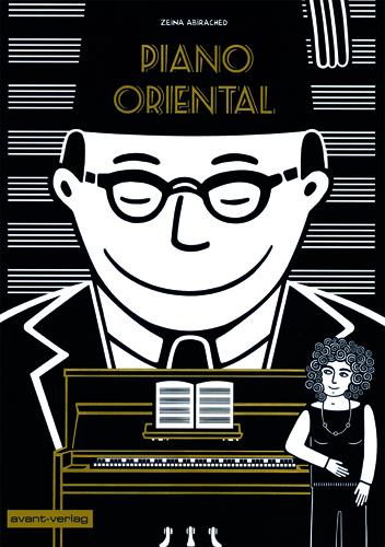 Piano Oriental - Das Cover