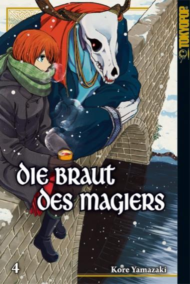 Die Braut des Magiers 04 - Das Cover