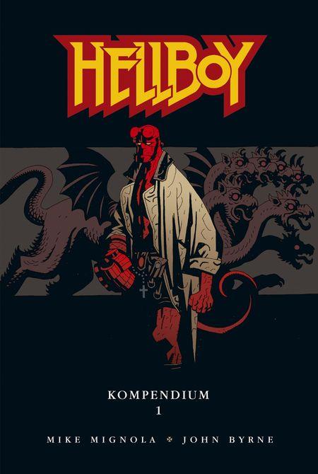 Hellboy – Kompendium 1 - Das Cover