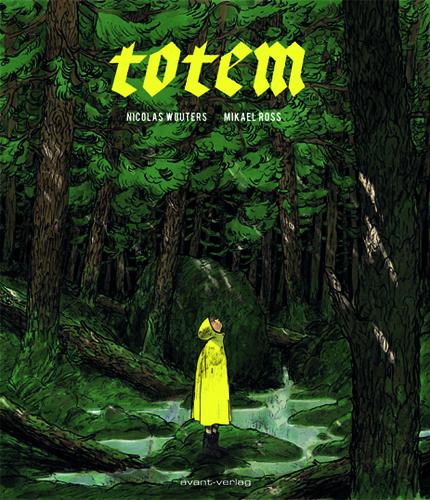 Totem - Das Cover