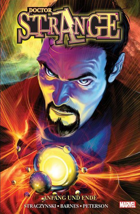 Doctor Strange: Anfang und Ende - Das Cover