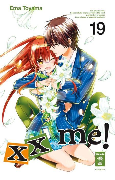Xx me! 19 - Das Cover