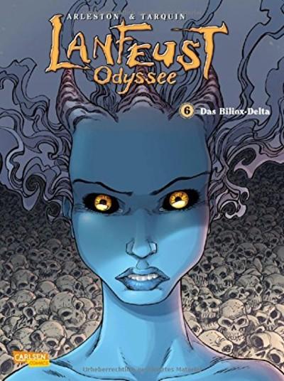 Lanfeust Odyssee 6: Das Biliox-Delta - Das Cover