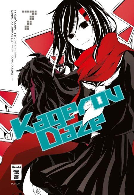 Kagerou Daze 7 - Das Cover