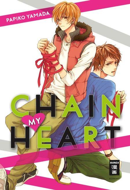 Chain my Heart - Das Cover