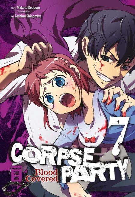 Corpse Party 7 - Das Cover