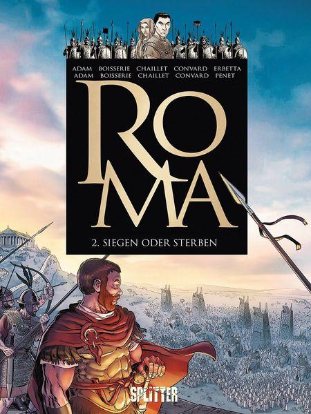 Roma 2 - Das Cover