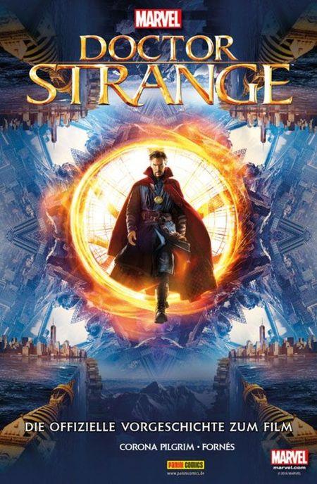 Doctor Strange – Die offizielle Vorgeschichte zum Film - Das Cover