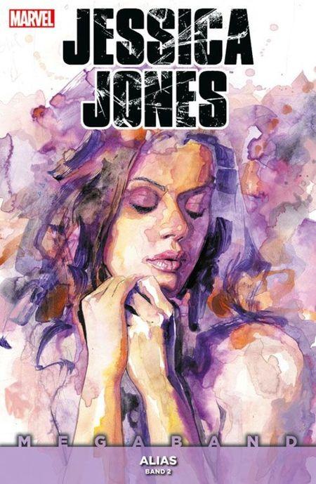 Jessica Jones: Alias 2 - Das Cover