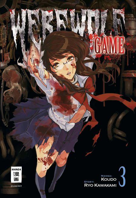Werewolf Game 03 - Das Cover