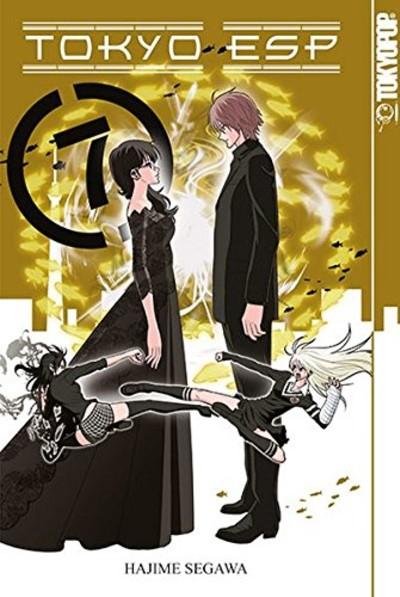 Tokyo ESP 7 - Das Cover
