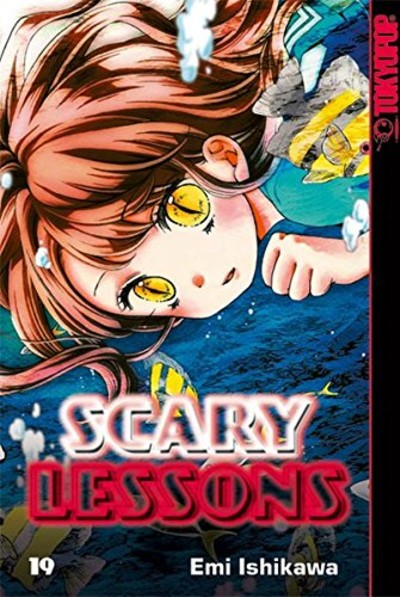 Scary Lessons 19 - Das Cover