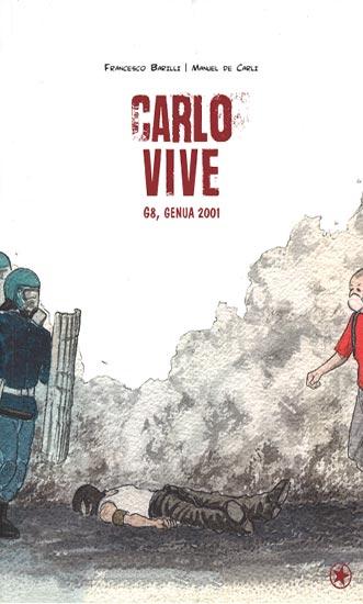 Carlo Vive: G8, Genuar 2001 - Das Cover