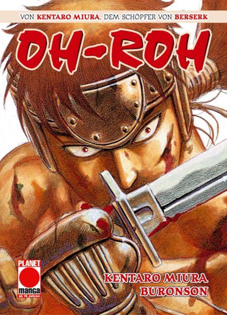 Oh-Roh 1 - Das Cover