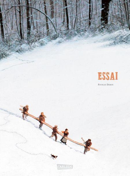 Essai - Das Cover