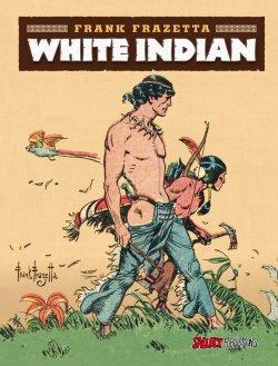 White Indian - Das Cover