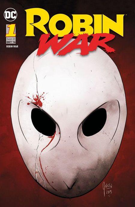 Robin War 1 - Das Cover