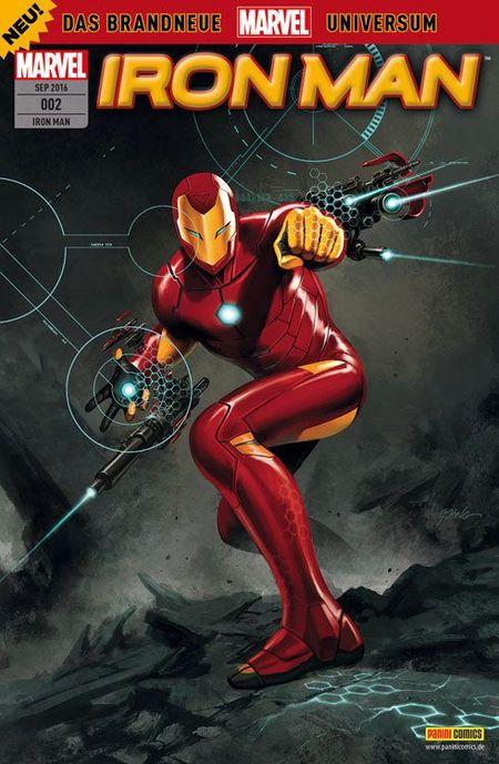Iron Man 2 - Das Cover