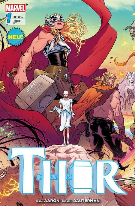 Thor 1 - Das Cover