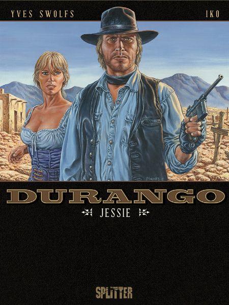 Durango 17 - Das Cover