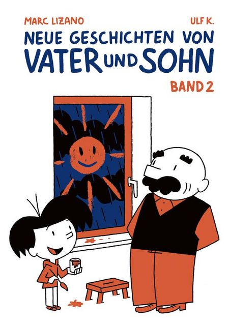 Neue Geschichten von Vater und Sohn – Band 2 - Das Cover