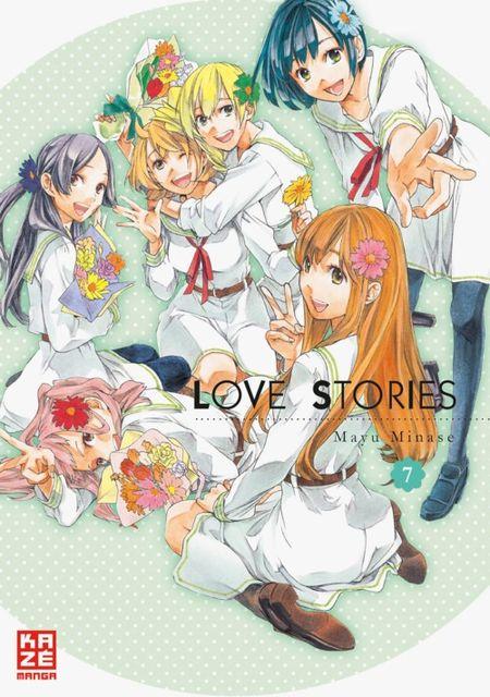 Love Stories 7 - Das Cover