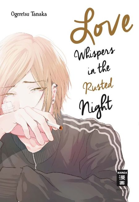 Love Whispers in the Rusted Night - Das Cover