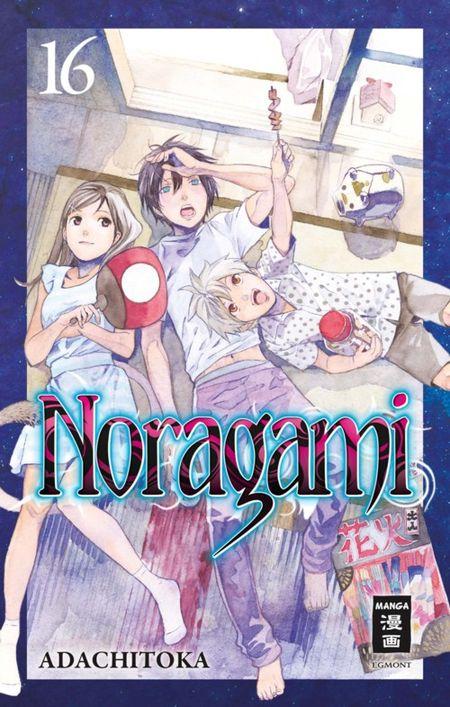 Noragami 16 - Das Cover