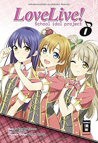 LoveLive! - School Idol Project 1 - Das Cover