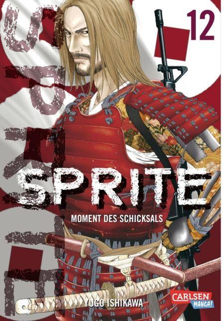 Sprite 12 - Das Cover