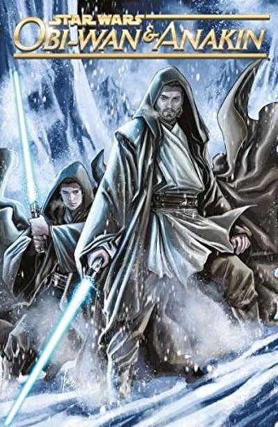 Star Wars Sonderband 93: Obi Wan und Anakin - Das Cover