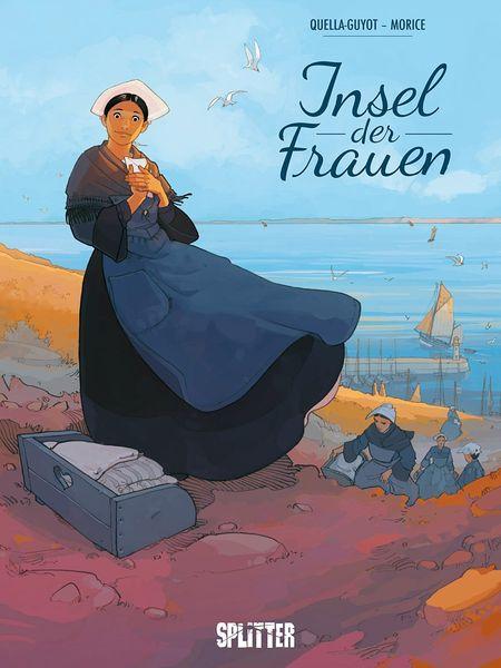 Insel der Frauen - Das Cover