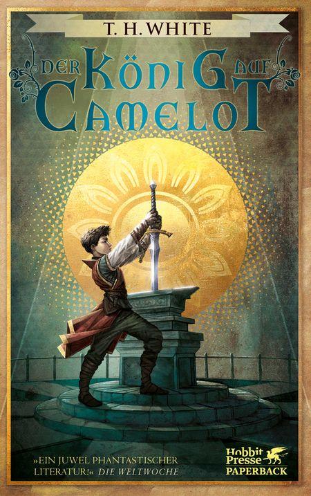 Der König auf Camelot - Das Cover