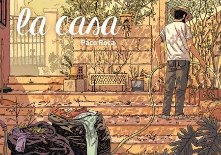 La Casa - Das Cover