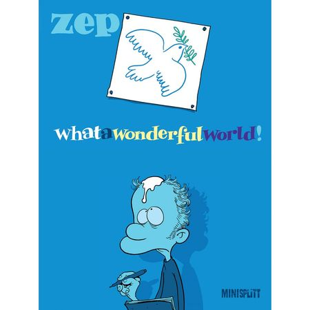 What a Wonderful World! - Das Cover