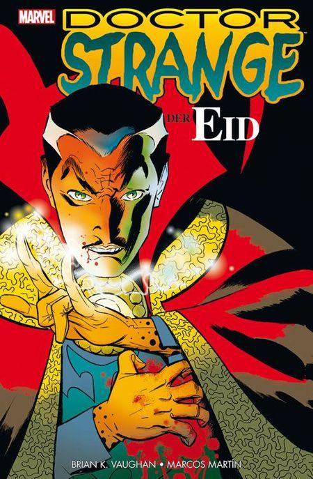 Doctor Strange: Der Eid - Das Cover