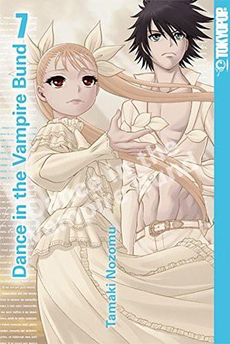 Dance in the Vampire Bund 7 - Das Cover