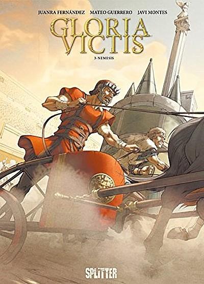Gloria Victis 3: Nemesis - Das Cover