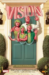 Vision 1: Eine (fast) normale Familie - Das Cover
