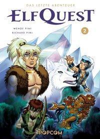 ElfQuest 2: Das letzte Abenteuer - Das Cover