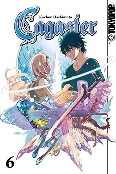 Cagaster 6 - Das Cover