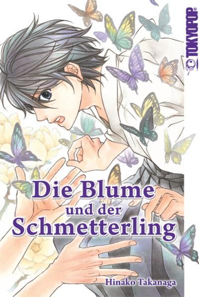 Die Blume und der Schmetterling - Das Cover
