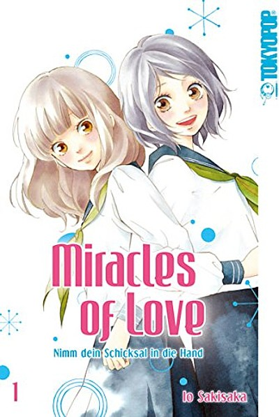 Miracles of Love 1 - Das Cover