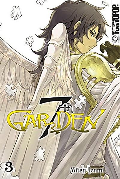 7th Garden 3 - Das Cover