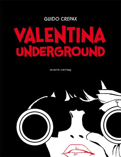Valentina Underground - Das Cover