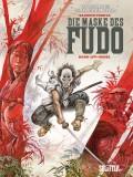 Die Maske des Fudo 1: Nebel - Das Cover