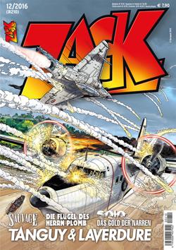 Zack 210 - Das Cover
