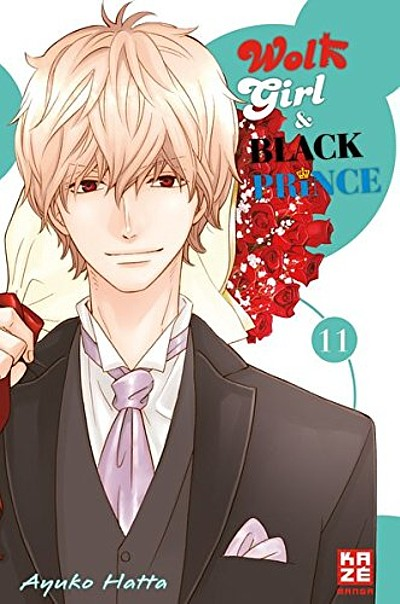 Wolf Girl & Black Prince 11 - Das Cover