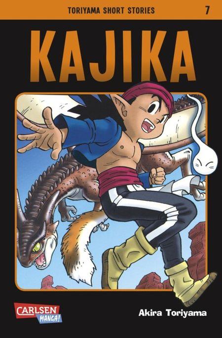 Toriyama Short Stories 7: Kajika - Das Cover