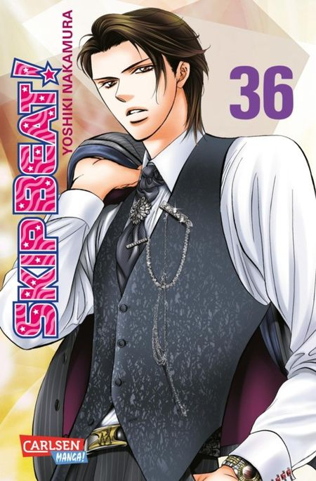 Skip Beat! 36 - Das Cover
